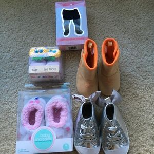 Other - Shoe bundle! From 0-12 months